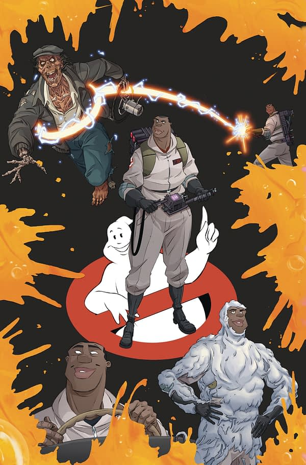 Ghostbusters Return to Year One in IDW's Full January Solicitations