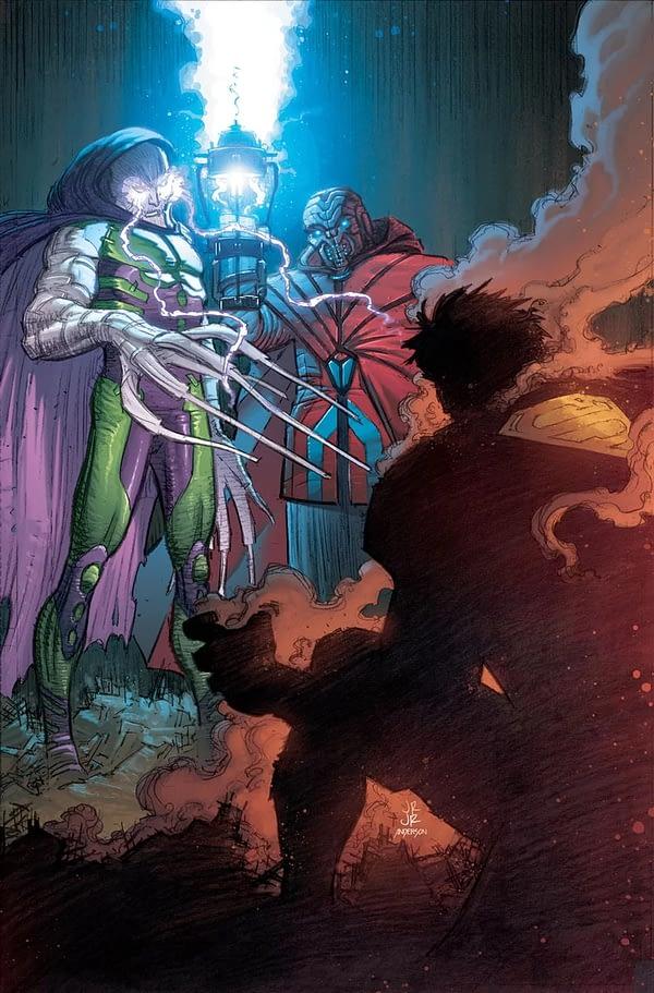 【DC宇宙相關】超人將在全新大事件公開身分並探討周遭的人怎麼面對相關效應!