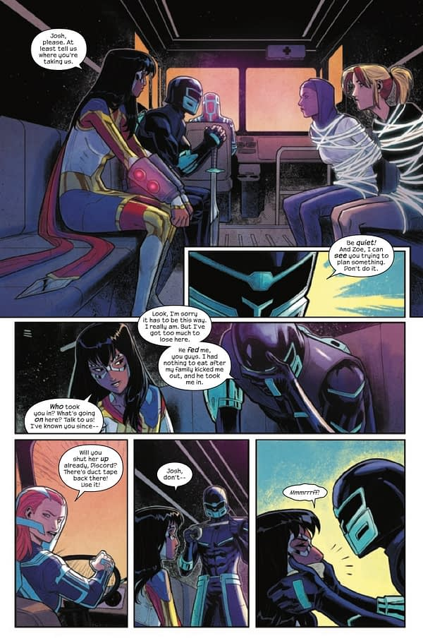 Magnificent Ms. Marvel #8 [Preview]