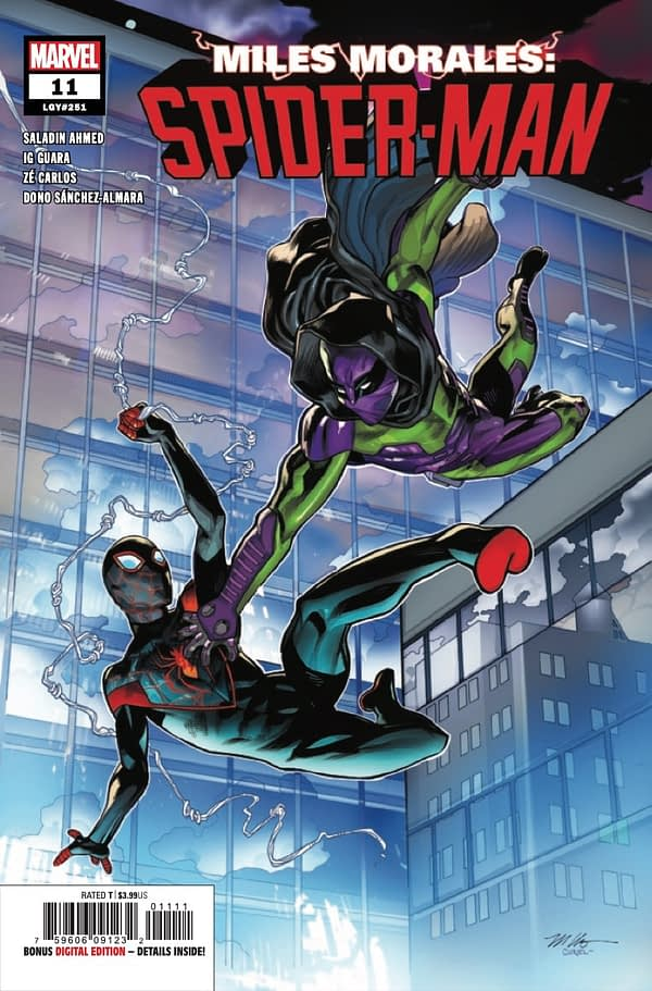 Miles Morales Spider-Man #11 [Preview]