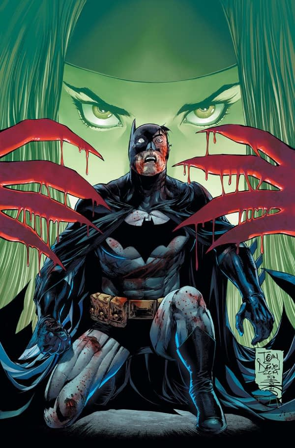 Solicits and Covers for January's Batman #86 and #87, the Start of the Post-King Era