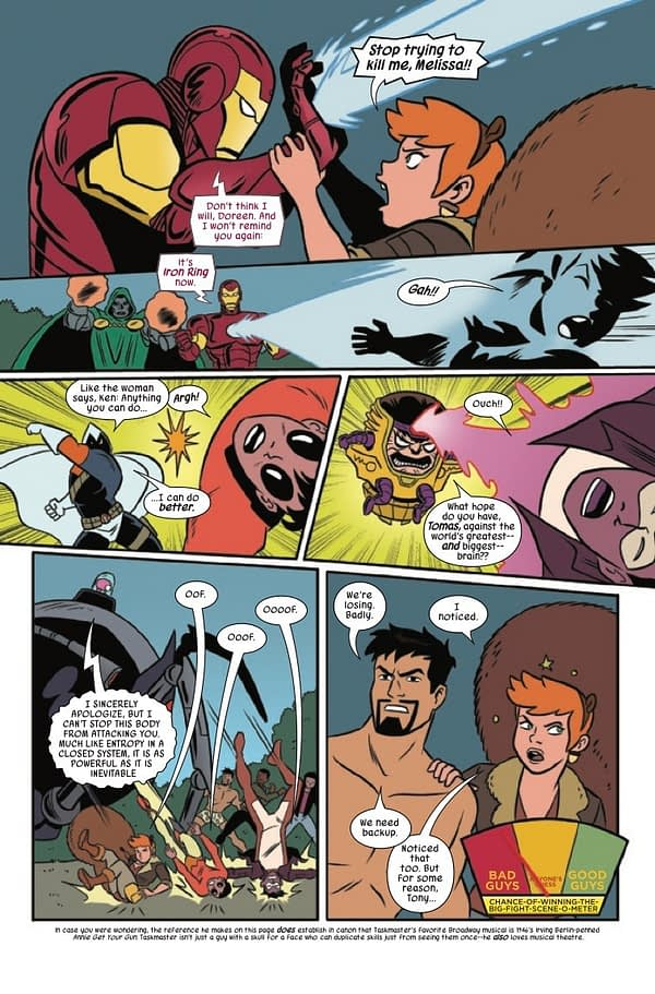 Unbeatable Squirrel Girl #49 [Preview]