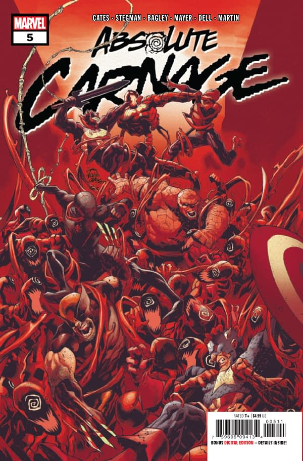 Absolute Carnage #5 [Preview]