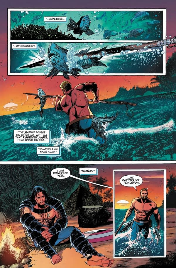 Invaders #11 [Preview]