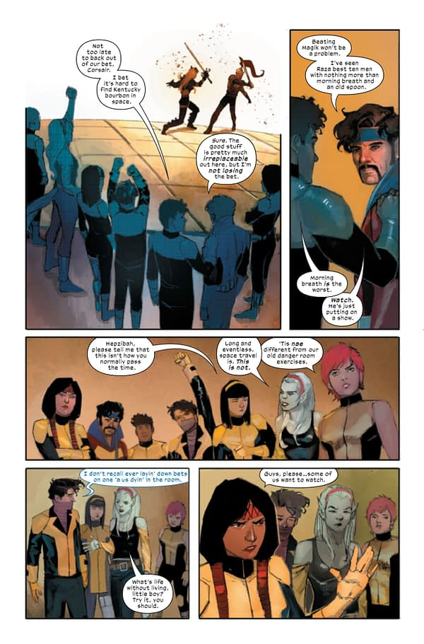 New Mutants #1 [Preview]