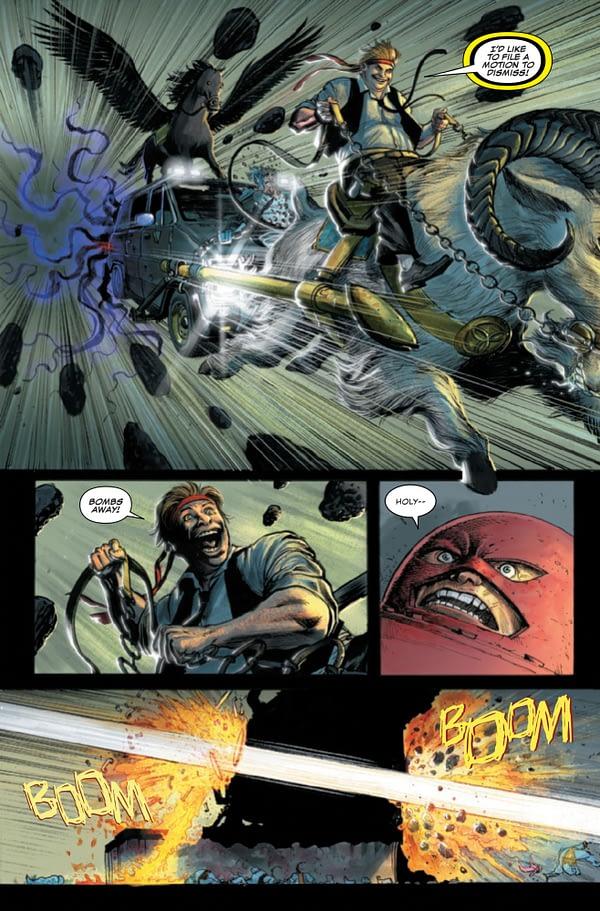 Punisher Kill Krew #5 [Preview]