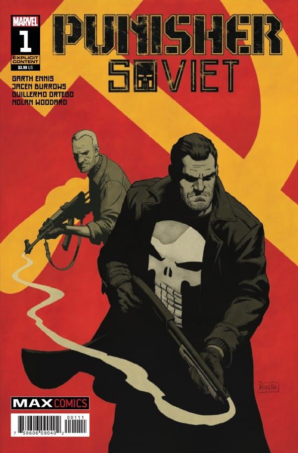 Punisher: Soviet #1 [Preview]