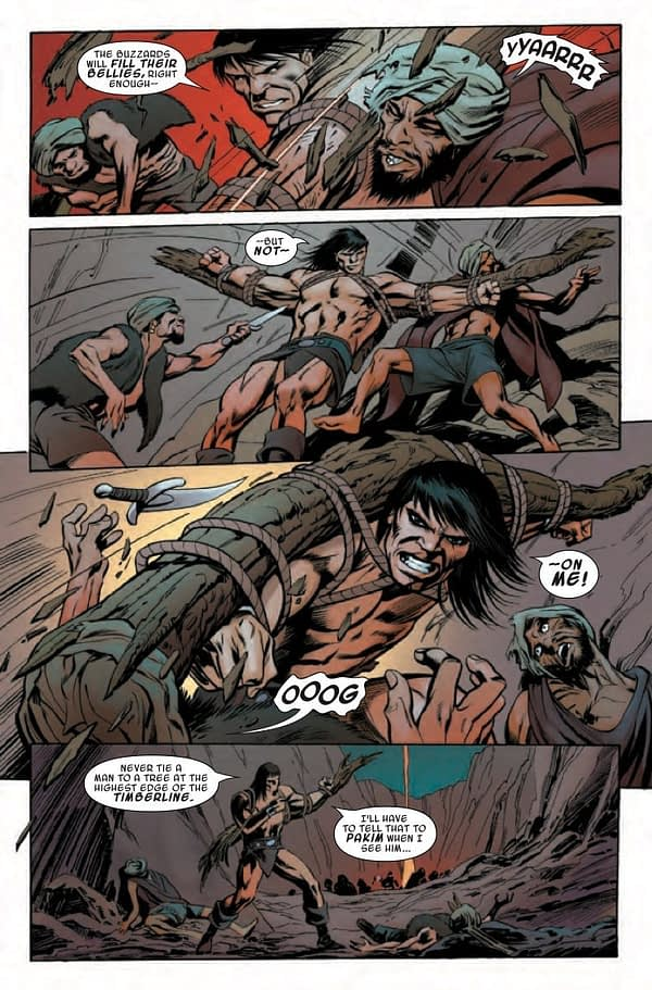 Savage Sword of Conan #11 [Preview]