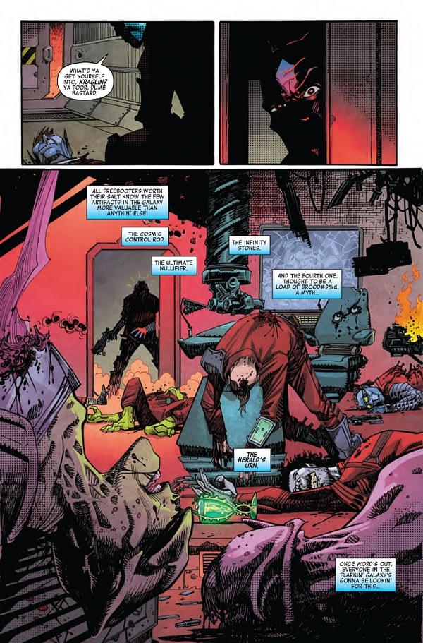 Yondu #1 [Preview]