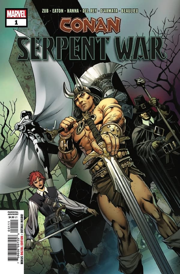 Image result for conan serpent war #1