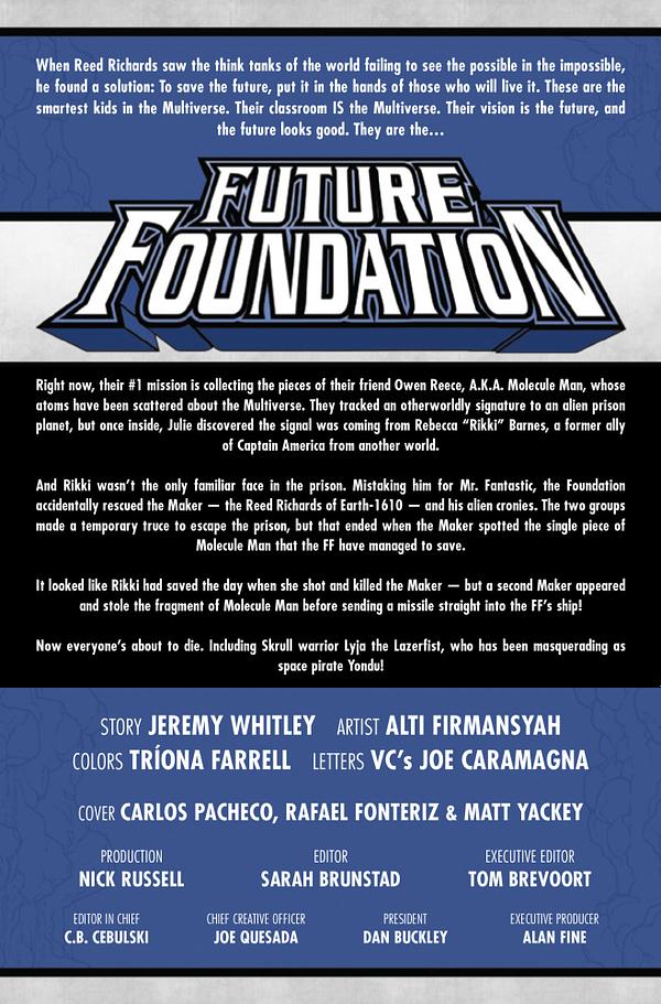 Future Foundation #5 [Preview]