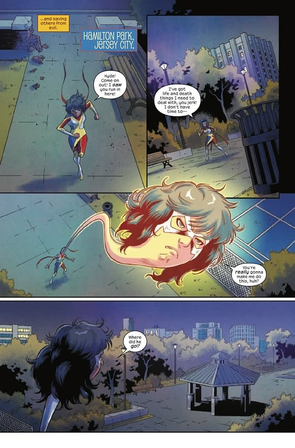 Magnificent Ms. Marvel #10 [Preview]