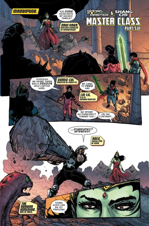 Sword Master #6 [Preview]