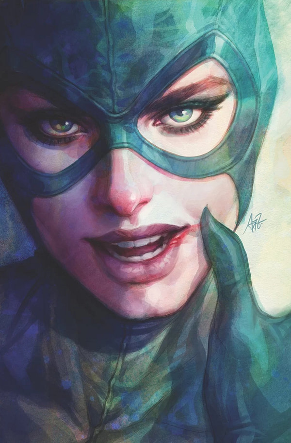 Which Side of Year of the Villain Will Catwoman Be On Anyway?