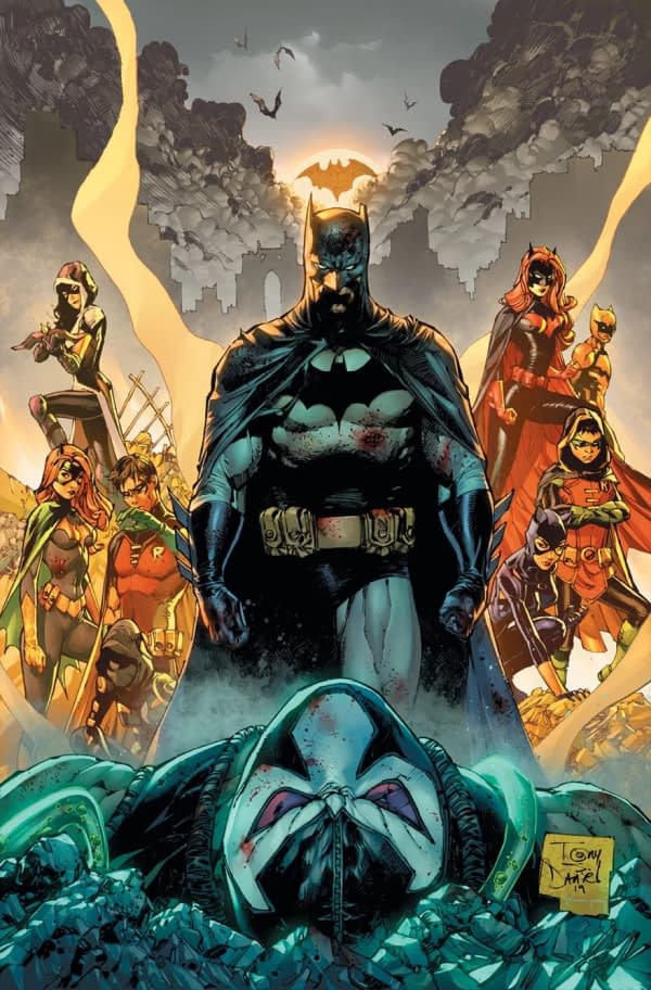 Tom Taylor Writes Detective Comics in December... But Only For One Issue