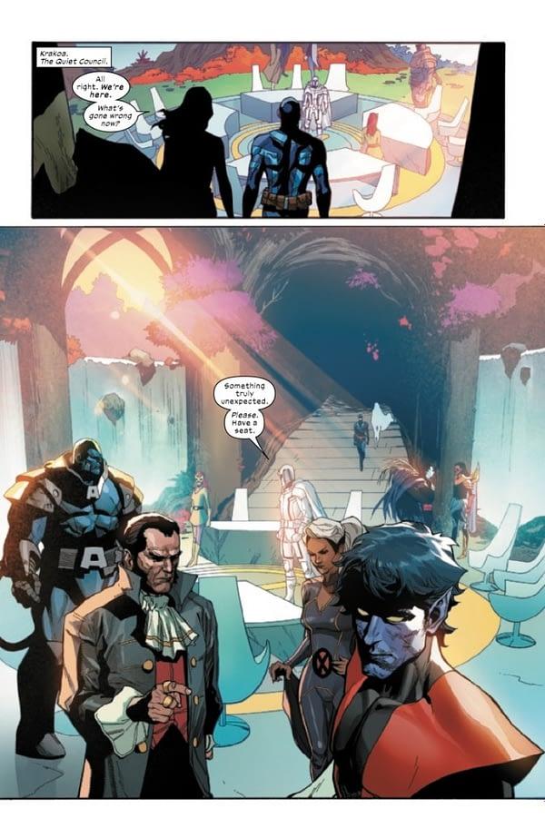 X-Men #3 [Preview]