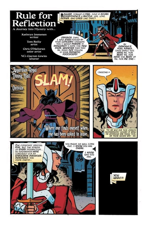 Thor: The Worth #1 [Preview]