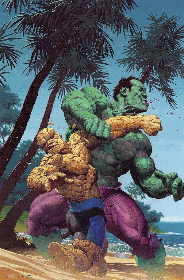 Jeremy Whitely to Co-Write Fantastic Four #12