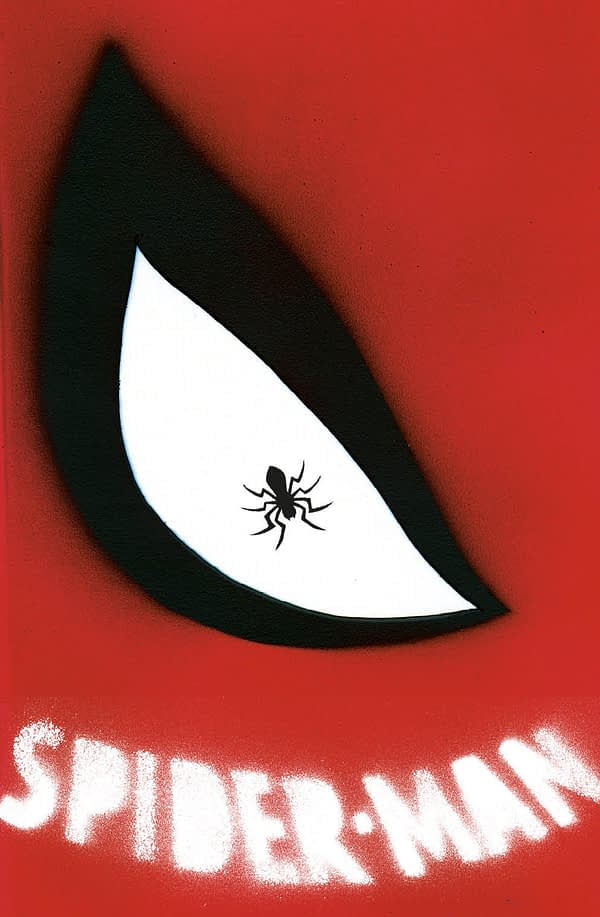 Marvel Comics Brings Back the Die-Cut Cover to JJ Abrams' Spider-Man #1