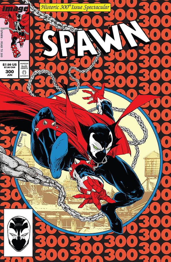 That Spawn #300 - and #301 Announcement in Full (VIDEO)