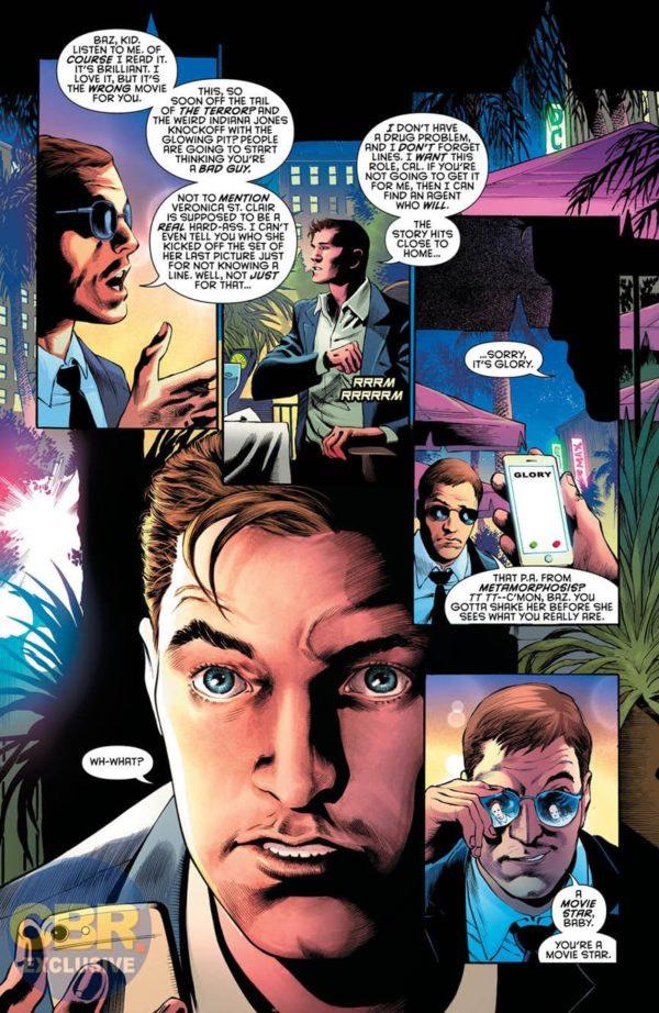 Detective Comics Annual #1 art by Eddy Barrows, Eber Ferreira, and Adriano Lucas