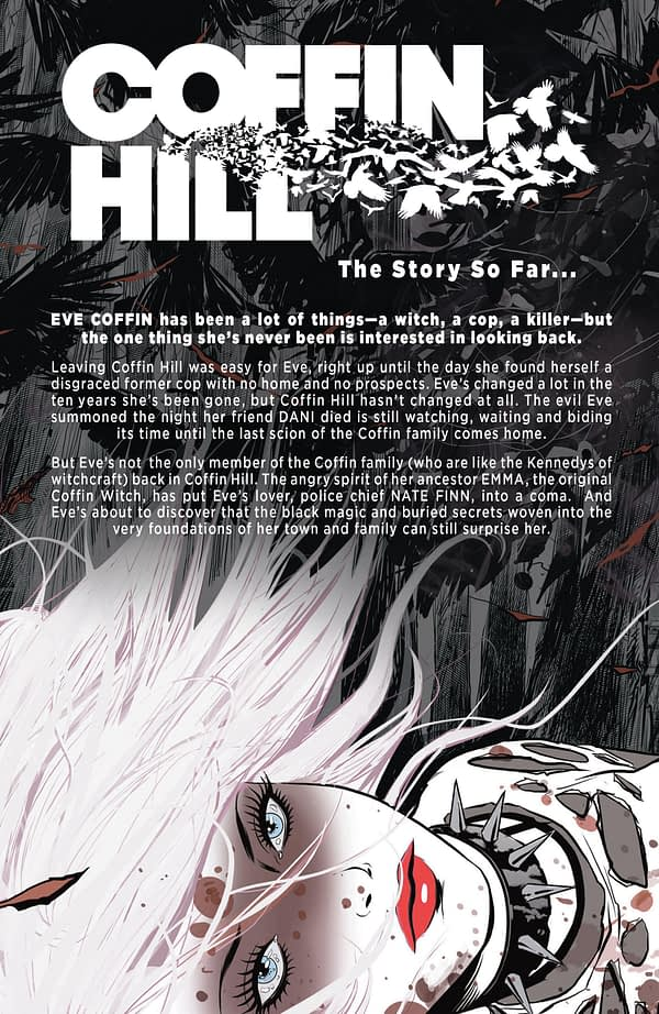 Coffin Hill #15 (2015) - Page 2