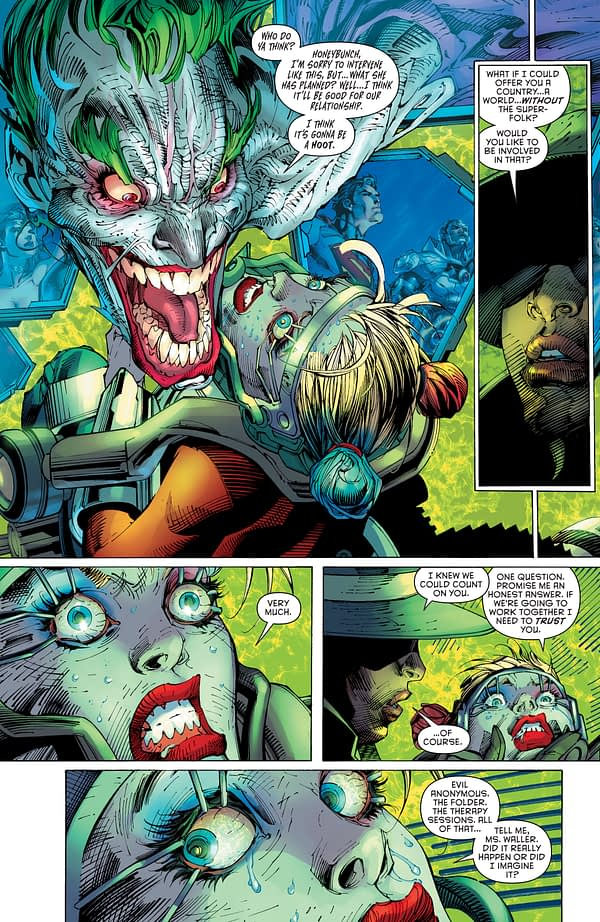 Harley Quinn & the Suicide Squad April Fool's Special (2016) 001-030