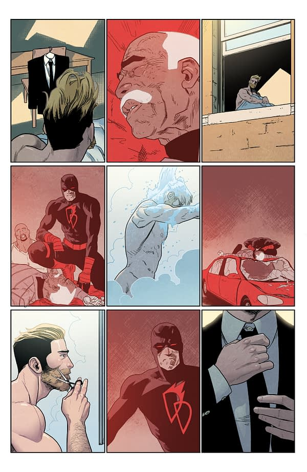 Art by Kris Anka and Matt Wilson (and of course I was going to include this page with THAT panel)