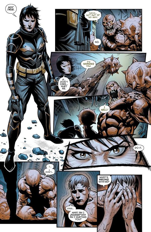 Detective Comics #972 art by Miguel Mendonca, Diana Egea, and Jason Wright