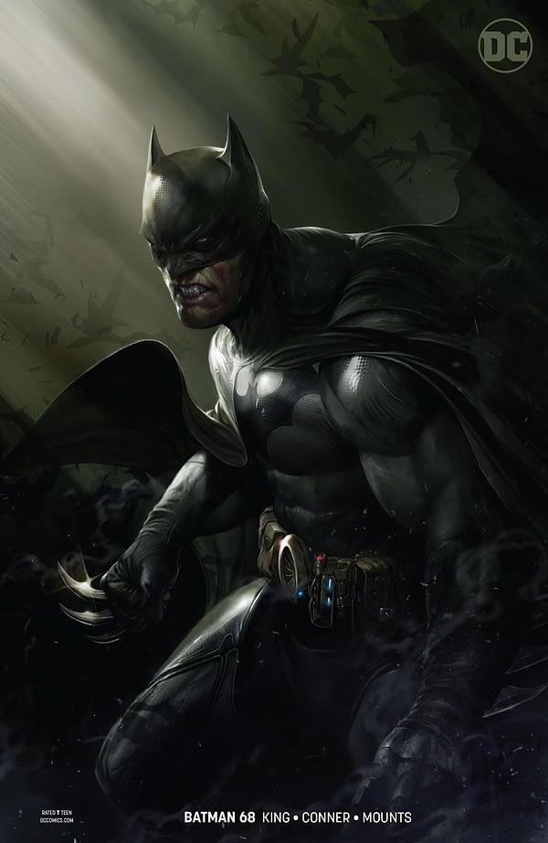 Separated At Birth: Francesco Mattina's Batman and Sideshow Statues