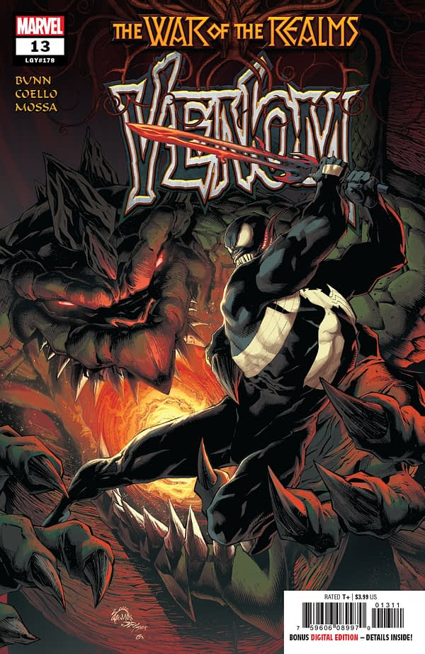 Eddie Brock and Venom Get a New Look (Venom #13 Spoilers)