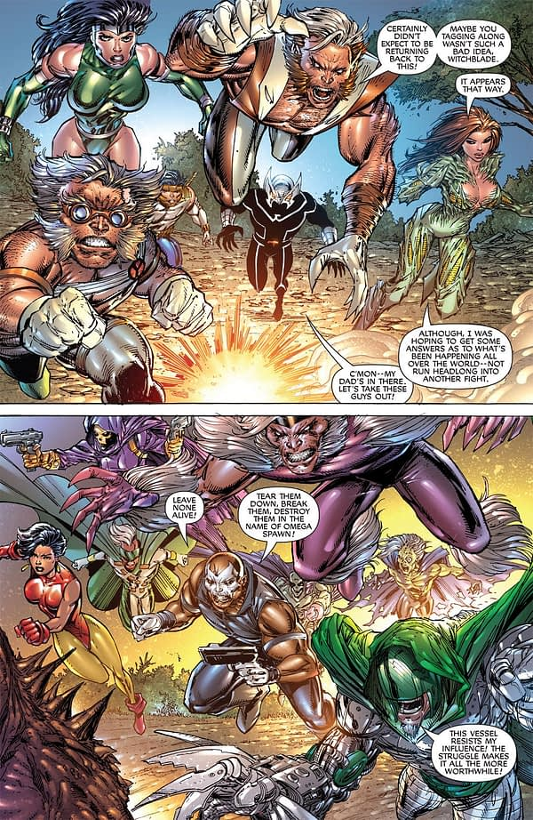 Rob Liefeld is Still Working on Image United