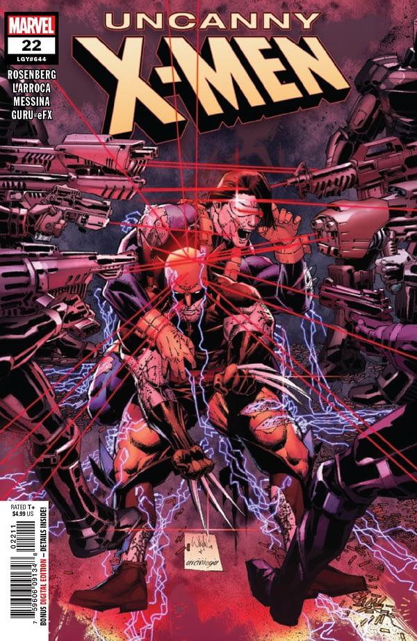 Matthew Rosenberg Says It Was Painful to Kill Off So Many X-Men