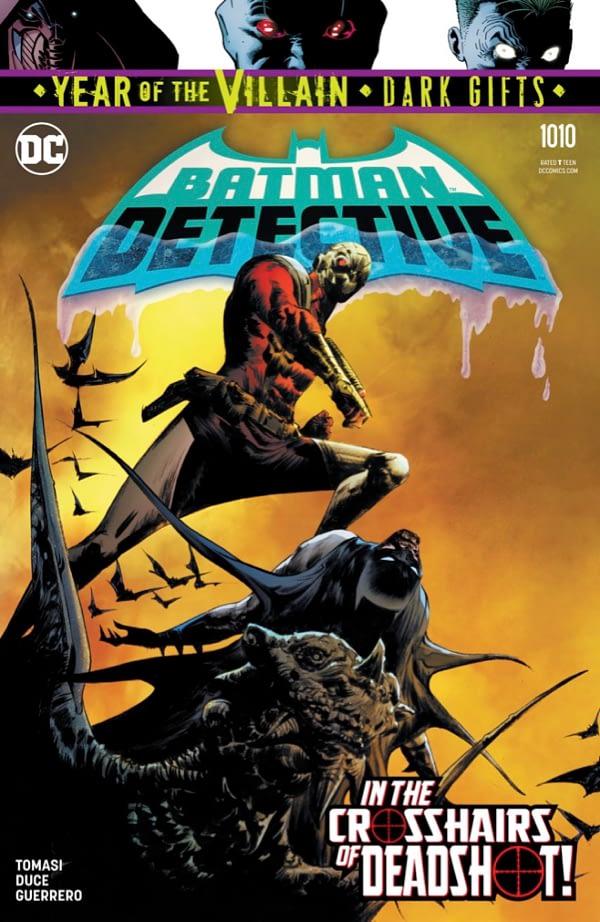 Detective Comics #1010