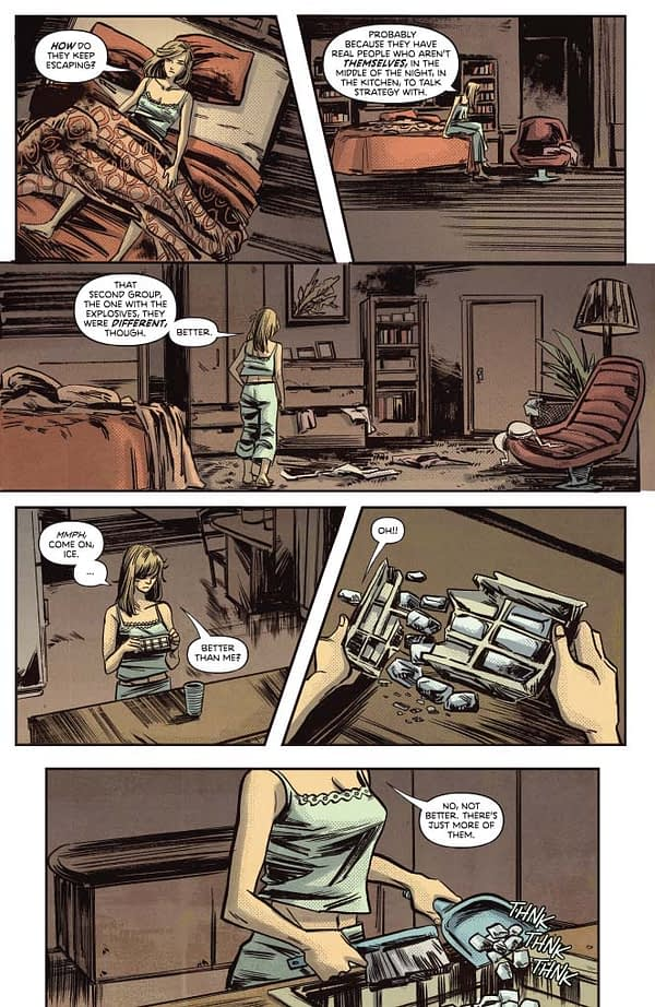 Cameron DeOrdio's Writer's Commentary on Charlie's Angels/Bionic Woman #3
