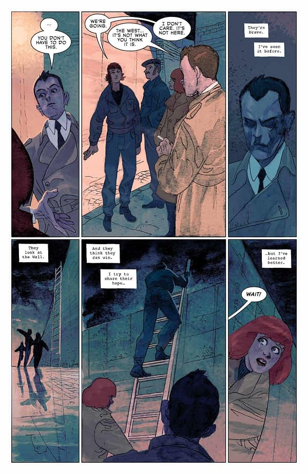 Strange Skies Over East Berlin #1 [Preview]