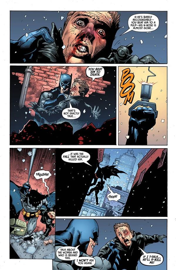 Detective Comics #1013 [Preview]