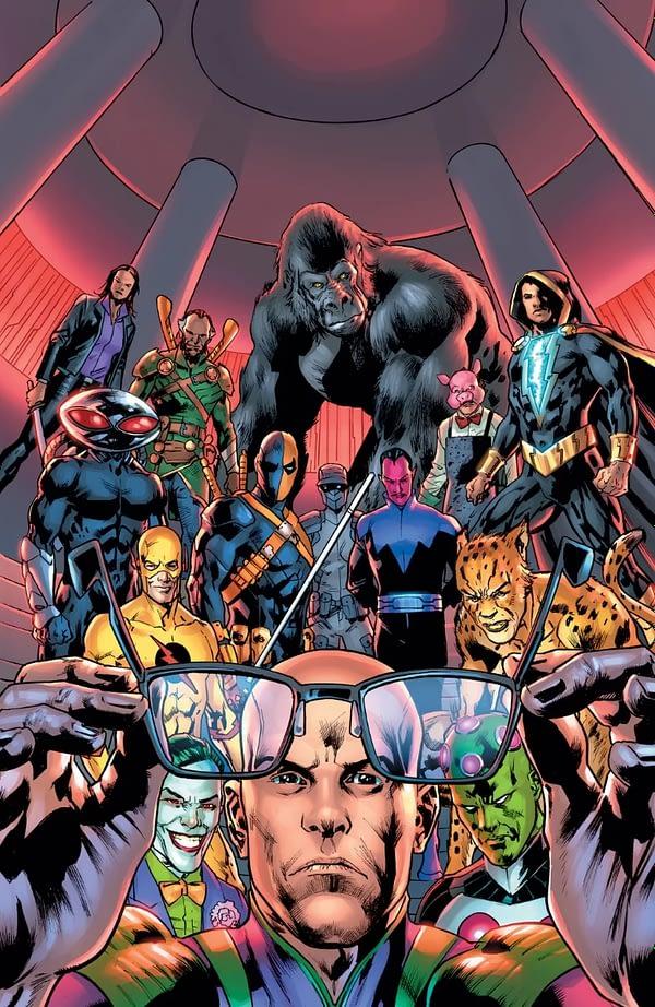 DC Comics February 2020 Solicitations, Amethyst, Aquaman, DCeased, Flash, Leviathan, Birds Of Prey, Frankensteined