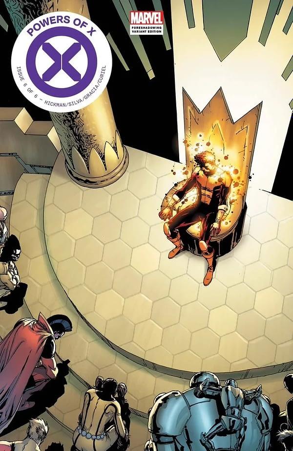Dawn Of X -X-Force #3, Fallen Angels #3, New Mutants #3