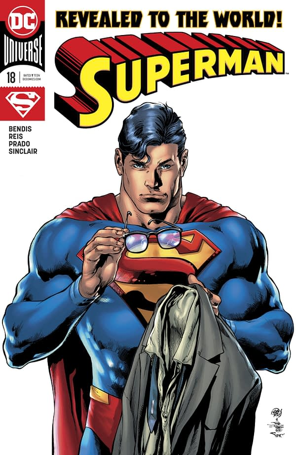 Mark Millar On Why Revealing Superman's Secret Identity is a Bad Idea - And Why He Revealed Spider-Man's.