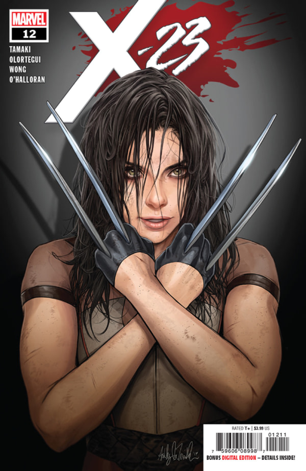 Marvel's Honey Badger Got a Brand New Code Name in the Final Issue of X-23