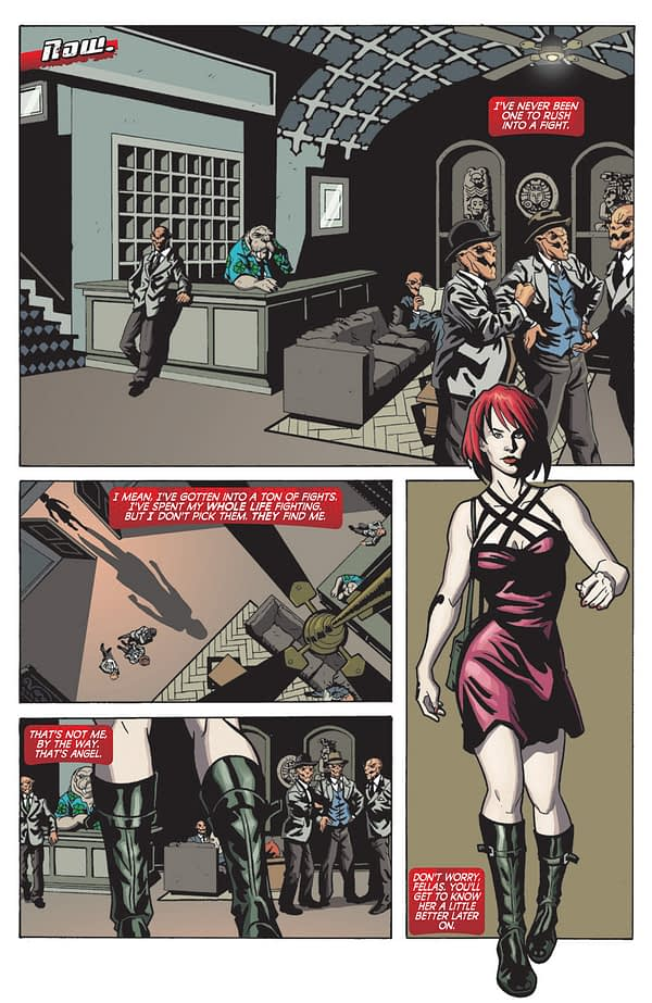 RED CITY PREVIEW Page 1