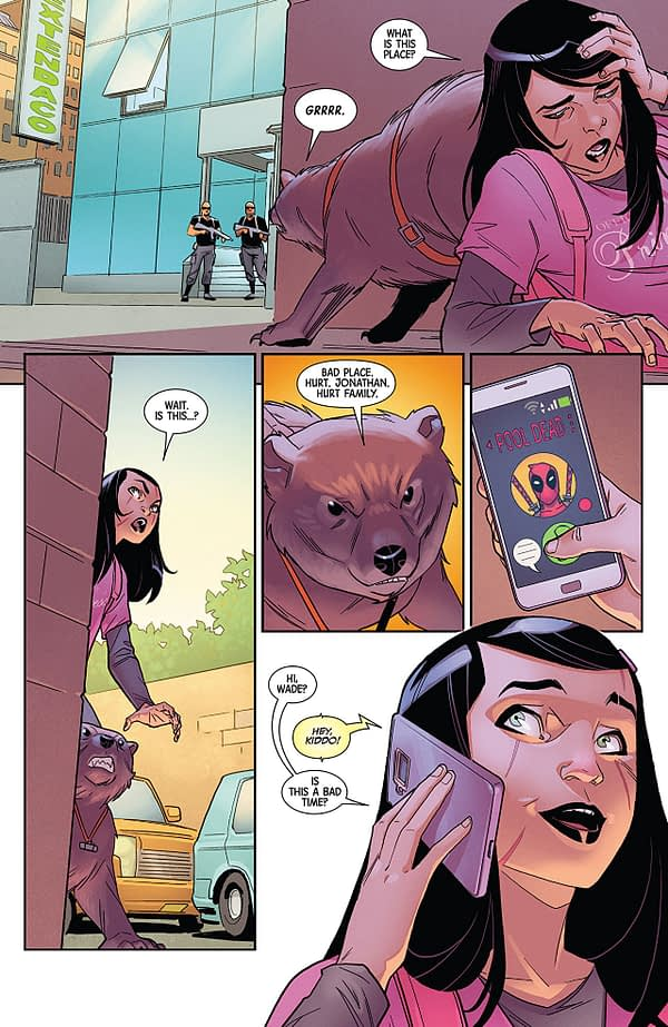 All-New Wolverine #31 art by Marco Failla and Nolan Woodard