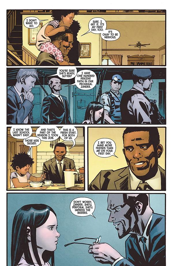 All-New Wolverine #32 art by Djibril Morissette-Phan and Nolan Woodard