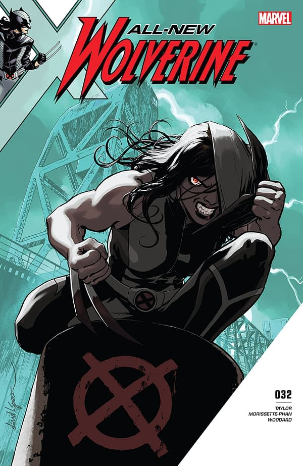 All-New Wolverine #32