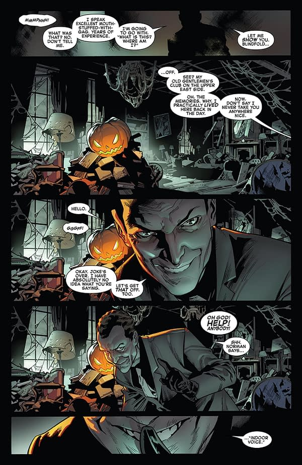 Amazing Spider-Man #797 art by Stuart Immonen, Wade von Grawbadger, and Marte Gracia
