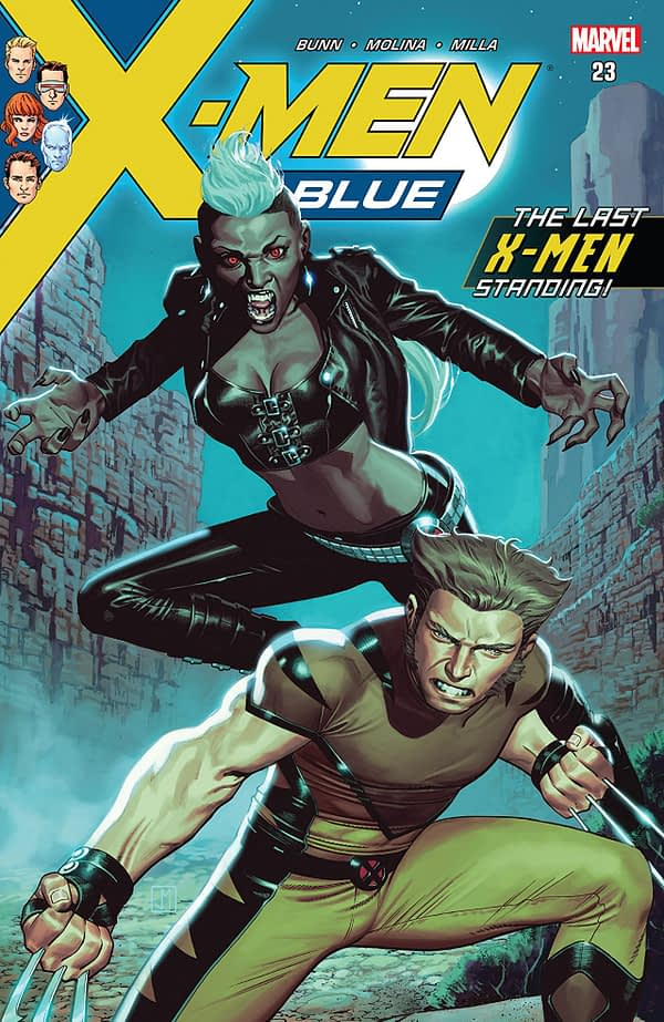 X-Men Blue #23