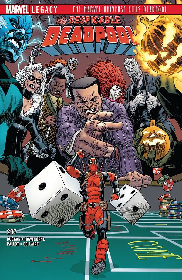 Despicable Deadpool #297