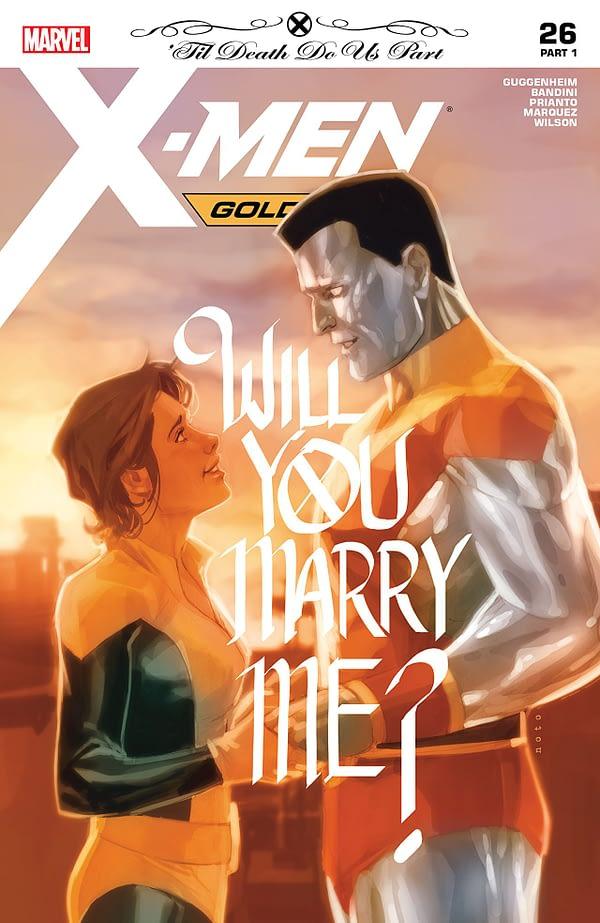 X-Men Gold #26