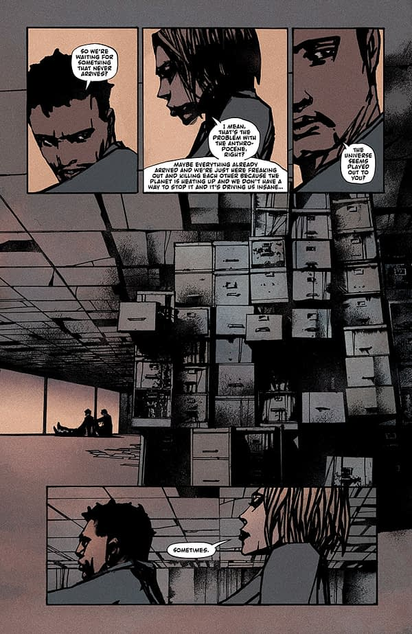 Days of Hate #7 art by Danijel Zezelj and Jordie Bellaire